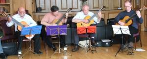 Harbour Guitar Quartet