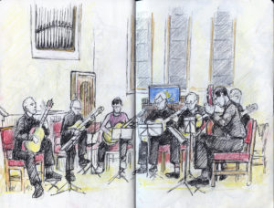 CGSNI Ensemble Performance 2015